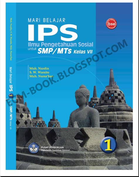 Buku Ips Sejarah Smp Kelas 1 Ktsp 2006 Erlangga buku gratis mari belajar ips ebook
