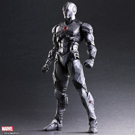 Play Arts Marvel Universe Ori Square Enix New Misb marvel universe variant play arts iron limited color ver square enix store