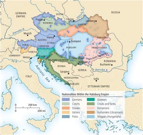 the habsburg empire a opinions on habsburg monarchy