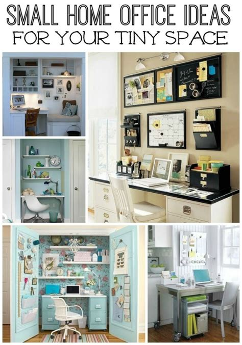 which of these is a home office five small home office ideas