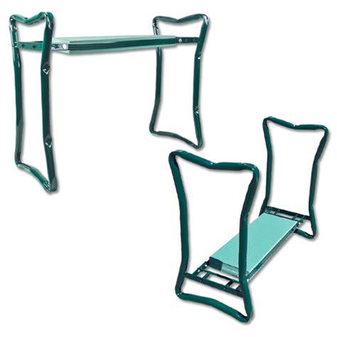 Gardening Chair Stool by Portable Folding Garden Kneeling Sitting Knee Stool Chair