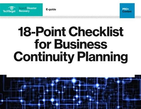 business continuity plan definition  whatiscom