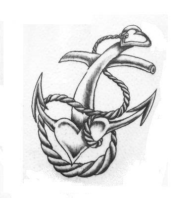 heart and anchor tattoo designs 25 best ideas about cross anchor tattoos on