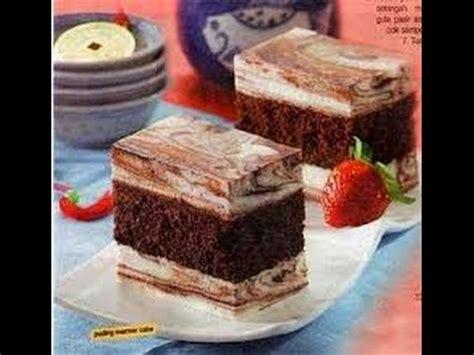 membuat puding cake bermotif resep dan cara membuat puding cake bermotif enak lembut