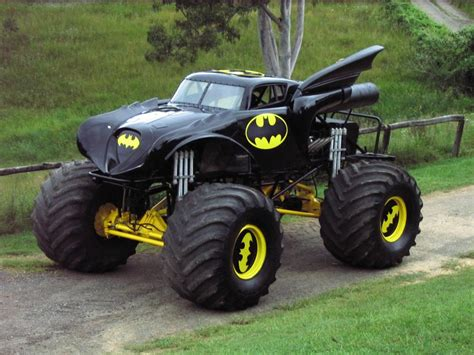 batman monster truck pics for gt batman monster truck