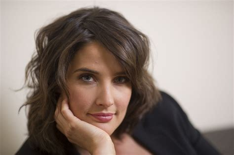 york commercial actress how i met your mother cobie smulders talks finale