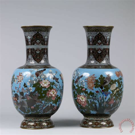 Vase Japanese by Porcelain Vase Japanese Pair Of Vases Walters Painting