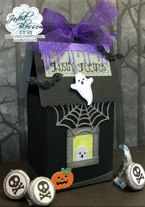 blossom haunted house jaded blossom haunted house gable treat box