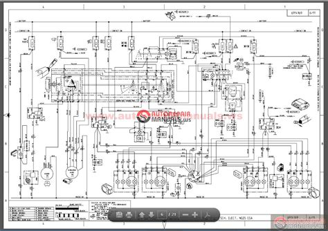 bobcat loader parts diagram wiring diagrams wiring
