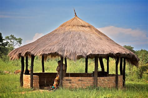 circular house round house zambia fmdm international