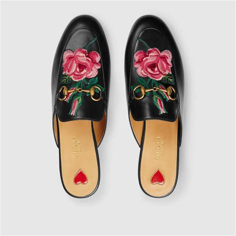 gucci slippers for princetown leather slipper gucci s moccasins