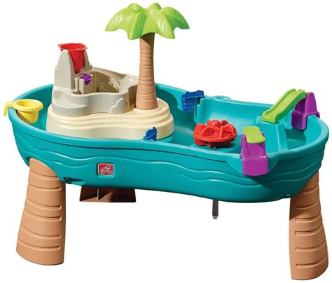 2 water sand table step2 splish splash seas water table review 2015