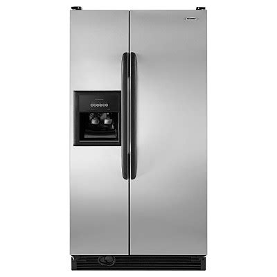 kenmore  side  side refrigerator review