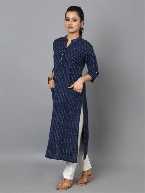 kurta button pattern kurti designs 2018 latest fashion of kurti s dresses for