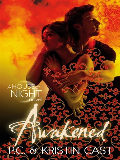 awakened house of night awakened by p c cast kristin cast waterstones com
