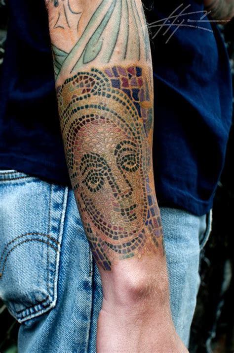 mosaic tattoo 17 best ideas about mosaic on small fox