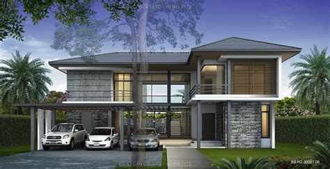 Two Storey House Designs And Floor Plans 2 4 4