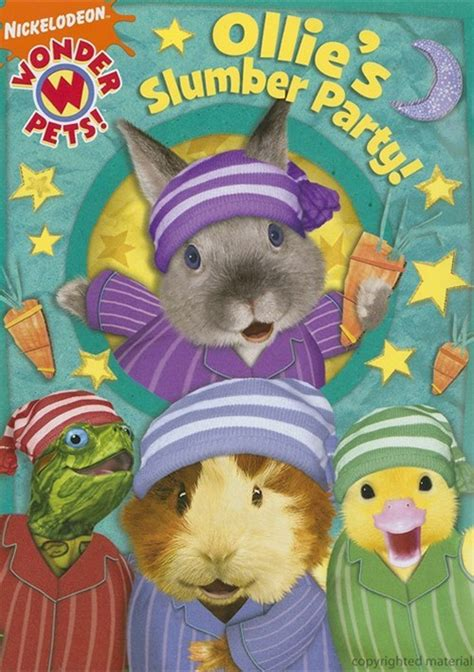 pets ollies slumber party dvd  dvd empire