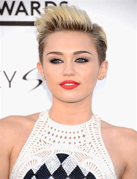Miley Cyrus Hairstyle by Miley Cyrus Hairstyles 2015