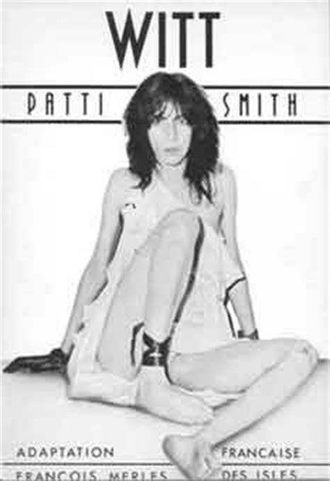 gratis libro e patti smith collected lyrics 1970 2015 para leer ahora patti smith libros de poemas artium biblioteca y centro de documentaci 243 n