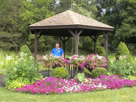 Tioga Gardens by Setting The Date Our Big Pagan Wedding