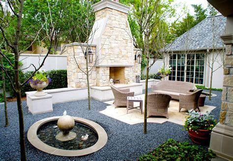 French Courtyard Gardens Lanson B. Jones