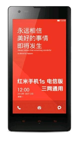 Jelly Glitter Big 6 For Redmi 2s xiaomi redmi 1s features specifications details