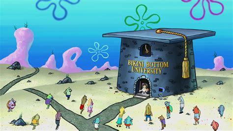 bikini bottom university encyclopedia spongebobia