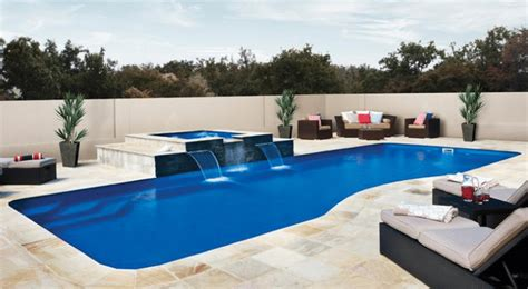 best pool designs the best inground fiberglass swimming pools designs of 2013