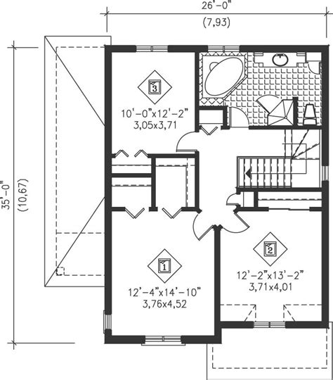 multi level home floor plans multi level house plans home design pi 20961 12967