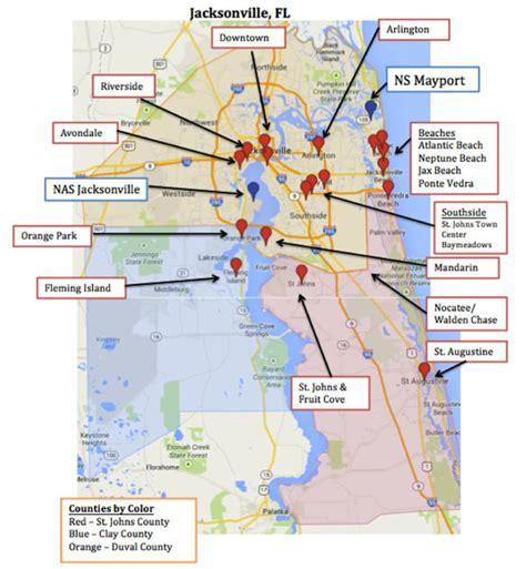 nas jax jobs map of jacksonville mayport florida military town advisor