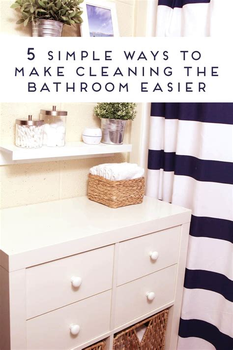 5 brilliant tricks to quickly clean the bathroom yes bathroom cleaning tips and tricks somewhat simple