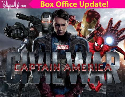 marvel film gossip captain america civil war box office collection marvel