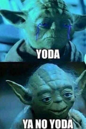 Memes De Yoda - yoda