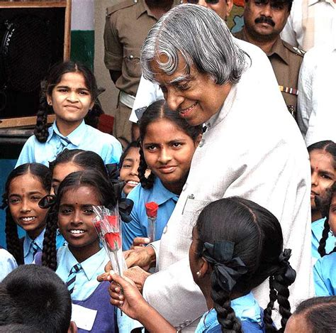 apj abdul kalam biography for students every time you met him you went back with your batteries