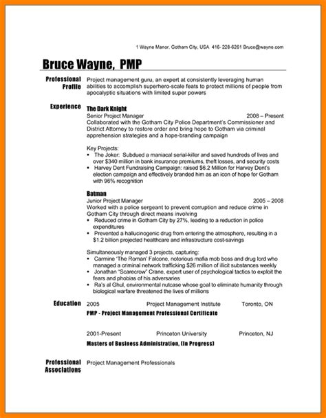 Canadian Resume Template by 7 Curriculum Vitae Canada Appeal Leter
