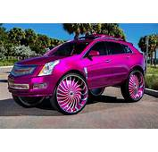 This SRX Is Rivaling For The Ugliest Cadillac In US