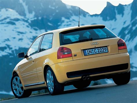 Audi S3 Speed by 1999 2003 Audi S3 Review Top Speed