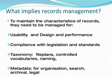design criteria standard for electronic records management what is moreq2