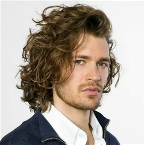 loose curl perm for black men the best hairstyles for long hair the idle man