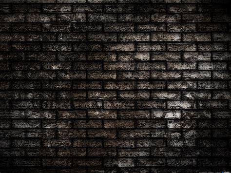 dark wall grunge brick wall background psdgraphics