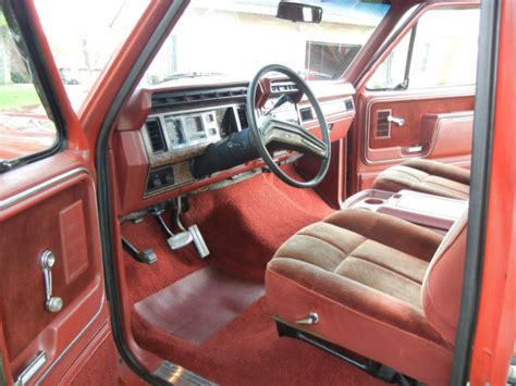 how make cars 1984 ford f150 interior lighting 1985 f150 xlt lariat explorer 70k original miles original paint