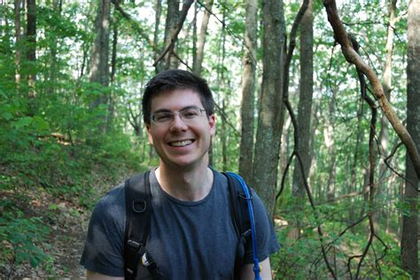 Kristy Darden Mba by Sighting Bill Gray On Riprap Trail Darden Mba