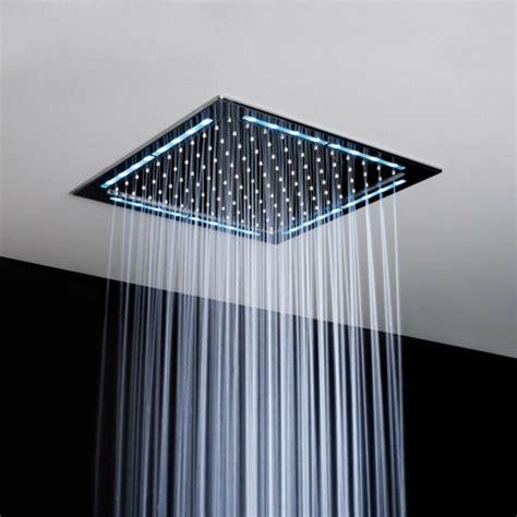Flush Ceiling Mounted Rain Shower Head