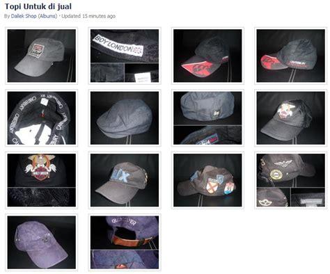 Topi Ax dallek shop bundle shoping topi untuk di jual