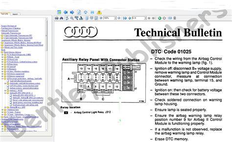 1997 audi a4 fuse diagram wiring diagram manual