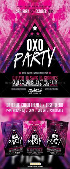 1000 Images About Invitation Templates On Pinterest Party Flyer Flyer Template And Dj Party Club Wedd Invitation Templates