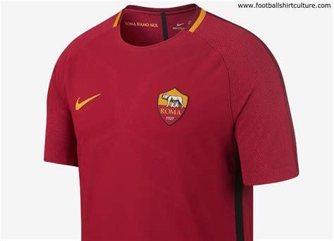 Jersey Bola Stelan As Roma Home 17 18 Grade Ori Set as roma 2017 18 nike home kit 17 18 kits football shirt