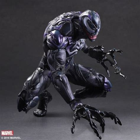 Variant Play Arts Marvel Universe Spider square enix play arts venom marvel universe variant spider act atomic