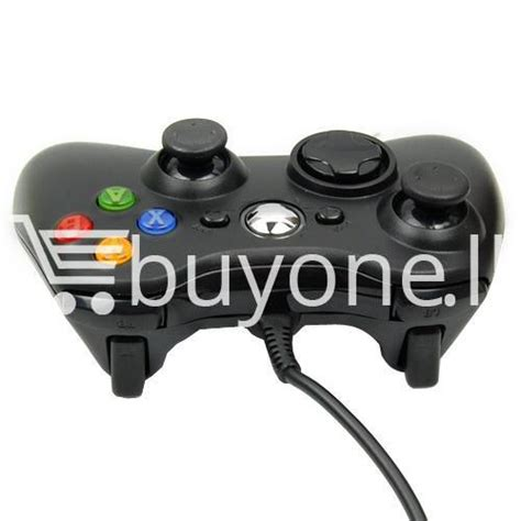 best controller for xbox 360 best deal xbox 360 wired controller joystick buyone lk